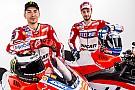 "MotoGP Dovizioso ""not scared"" of Lorenzo challenge"