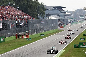 Formula 1 Analysis Analysis: Why Hamilton couldn't catch Rosberg after poor start