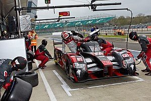 "WEC Breaking news Audi's front-row lockout shows ""new world"" of potential – Jani"