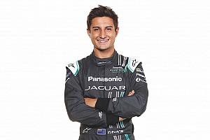 """Formula E Breaking news Webber protege Evans admits Jaguar shootout was """"pretty intense"""""""