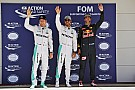 US GP: Hamilton scorches to pole ahead of Rosberg