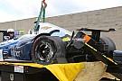 IndyCar Franchitti on Chilton crash: