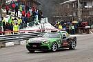 Esordio positivo per l'Abarth 124 Rally sulle strade di Monte-Carlo