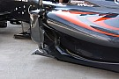 Formula 1 Bite-size tech: McLaren MP4-31 sidepod airflow condtioners