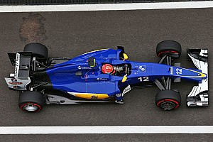 Formula 1 Qualifying report A disappointing qualifying for Sauber ahead of the Russian GP