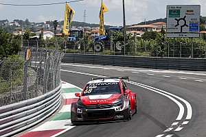 WTCC Qualifying report Yvan Muller makes the front row, Citroën win MAC3