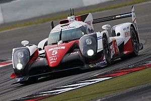 "WEC Breaking news Toyota on Nurburgring struggles: ""We were simply too slow"""