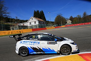 TCR Race report Spa TCR: Pellinen snatches maiden win, Tassi suffers huge crash