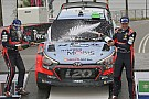 WRC Hyundai hails Paddon's