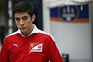 GP3 Alesi demoted to pitlane start on GP3 debut