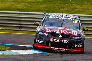 Supercars Breaking news Sandown 500: Dumbrell dominates first qualifying race