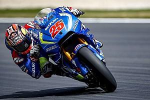 MotoGP Practice report Austria MotoGP: Vinales tops red-flagged first practice