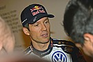 WRC Sweden WRC: Ogier leads, Latvala and Neuville in trouble