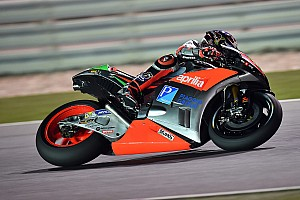MotoGP Preview First race of the season for Aprilia
