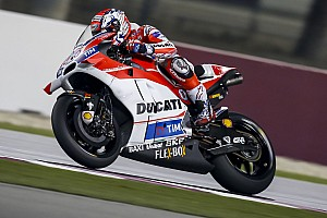 MotoGP Preview Ducati Team ready for opening round of 2016 MotoGP World Championship in Qatar