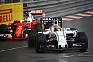 Formula 1 Massa finished 10th and Bottas 12th in today's Monaco GP