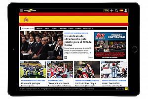 Motorsport.com İspanya'da satın alma yoluyla yeni dijital platformu başlattı
