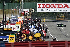 IndyCar Breaking news No mass exodus from Honda after Ganassi switch