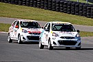Nissan Micra Cup Coupal wins race2 and clinches title of the Micra Cup