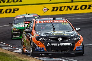 Supercars Breaking news Percat pushed over the line at Bathurst