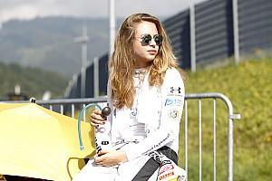 Formel 4 Blog Sophia Flörsch: Höhen und Tiefen in Österreich