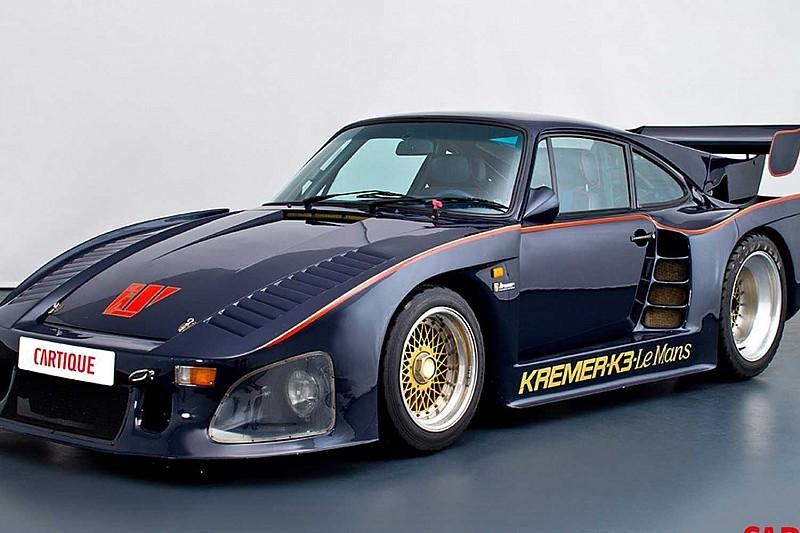 À la découverte d'une très rare Porsche 935