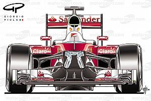 Formula 1 Analysis Tech lowdown: Hidden secrets of Ferrari's new F1 car