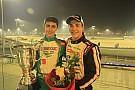 Kart El campeón del mundo de karting se pasa a Tony Kart