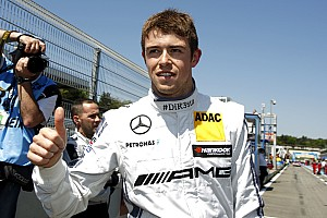 DTM Race report Hockenheim DTM: Di Resta takes championship lead with dominant victory