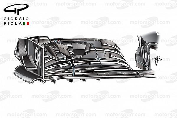 Формула 1 Аналитика Технический анализ: что новинки McLaren говорят о планах на 2017-й