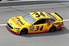 NASCAR Sprint Cup Chris Buescher rolls violently in multi-car wreck at Talladega