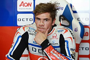 """MotoGP Breaking news Redding """"really frustrated"""" with costly intermediate tyre call"""