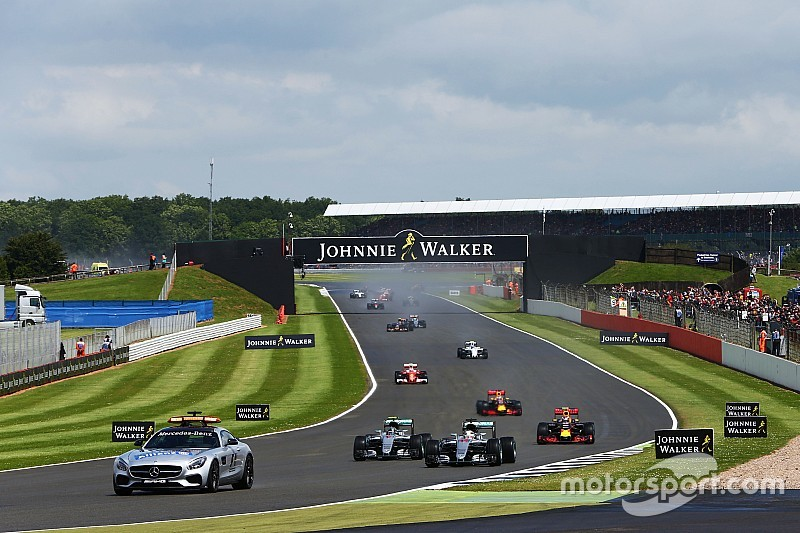 F1 teams agree plan for standing starts after safety cars