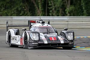Le Mans Practice report Le Mans 24 Hours: Porsche takes 1-2 in free practice