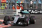 Monaco GP: Hamilton tops incident-filled first practice