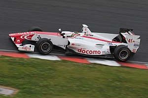Super Formula Breaking news Vandoorne: Super Formula races