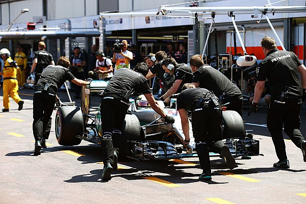 "Formula 1 Hamilton: Monaco pole was ""there for the taking"""