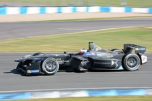 Formula E Breaking news DS Virgin confirms single-motor set-up for season three