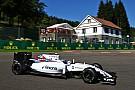 Formula 1 Bottas: Williams