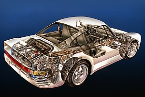 Automotive Special feature Cutaway classic: Explore the amazing Porsche 959