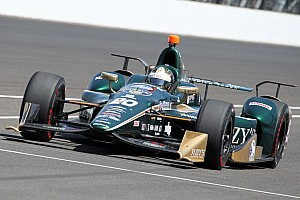 IndyCar Breaking news Carpenter: Domed skids demand more practice on Texas bumps
