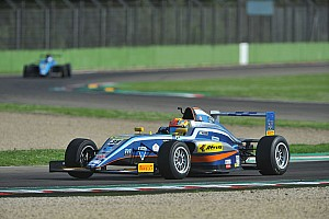 Formula 4 Results Imola F4: Maini leads rookie standings after double podium