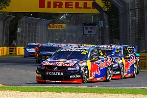 Supercars Race report Albert Park V8s: Whincup hits back in Race 3