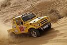 Desert Storm, Leg 3: Mishra, Santosh stay on top
