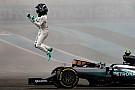 Rosberg admits Abu Dhabi race