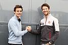 Grosjean to mentor Renault protege Deletraz