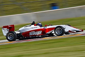 USF2000 Breaking news New USF2000 car concludes road course test program