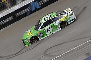 NASCAR Sprint Cup Practice report Carl Edwards tops second Michigan practice