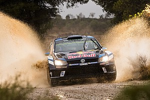 WRC Leg report Catalunya WRC: Ogier retakes lead from Sordo with three stage wins