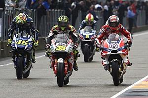 MotoGP Breaking news Rossi would support F1-style team radio in MotoGP